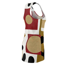 Women's Cut & Sew Racerback Dress Blocks