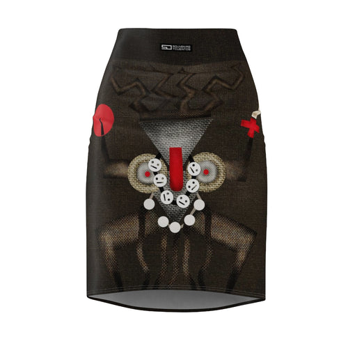 Women's Pencil Skirt Kali
