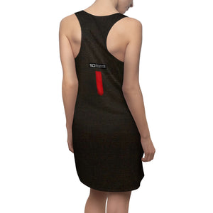 Women's Cut & Sew Racerback Dress Kali