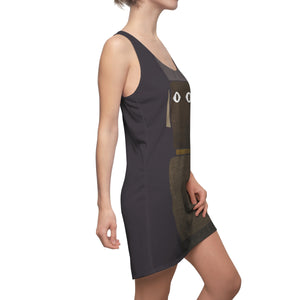 Women's Cut & Sew Racerback Dress Moai