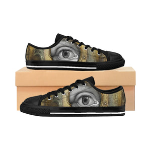 Women's Sneakers Octopus