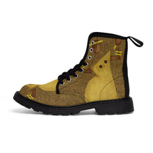 Women's Canvas Boots Oshun