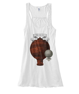 try to fly vintage balloon tank top