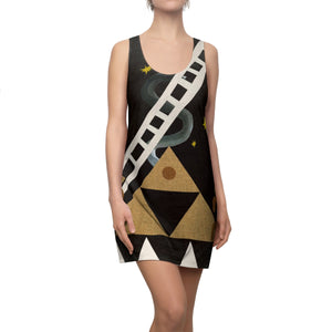 Women's Cut & Sew Racerback Dress Oduduwa