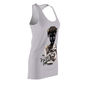 Women's Cut & Sew Racerback Dress Queen of voodoo