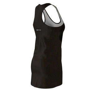 Women's Cut & Sew Racerback Dress Plague doctor