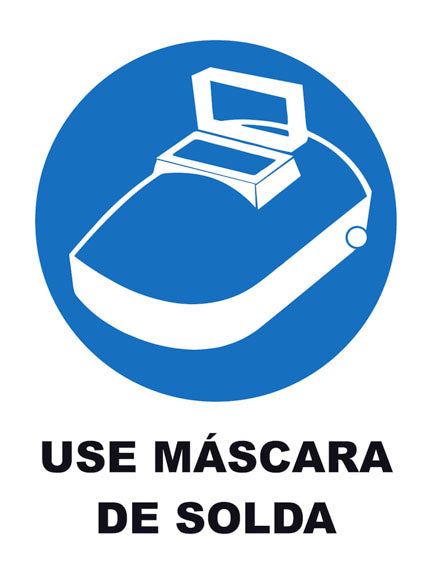 Use Máscara de Solda