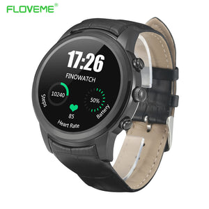 FLOVEME X5 GPS Smart Watch Android 4.4 3G WCDMA SIM Card Smartwatch Bluetooth 4.0 For Device IOS & Android Phone Electronic Wear
