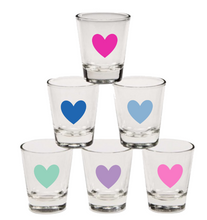 Personalized Bachelorette Shot Glasses