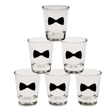 Personalized Groomsman Shot Glasses