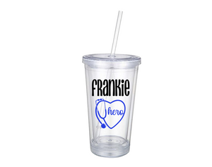 Personalized Hero Tumblers