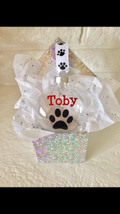 Personalized Pet Ornaments | Gift Box Included!