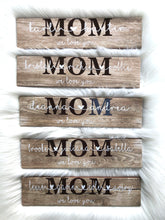 Personalized Mother's Day Tiles