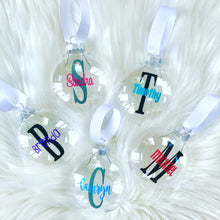 Personalized Ornaments With Gift Box Included!