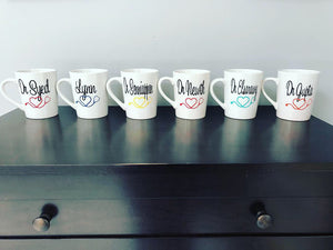 Medical Professional Coffee Mugs