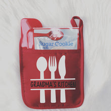 Personalized Pot Holders | Cookie/Brownie Mix + Spatula Included! | Wrapping Included!