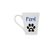 Paw Print Coffee Mugs