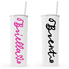 Personalized Stethoscope Stainless Steel Tumbler