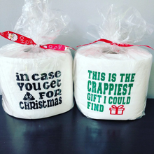 Funny Christmas TP Rolls