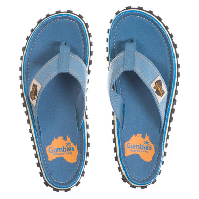Islander Flip-Flops Light Blue