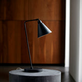 Bordlampe, Game, Sort/Hvid