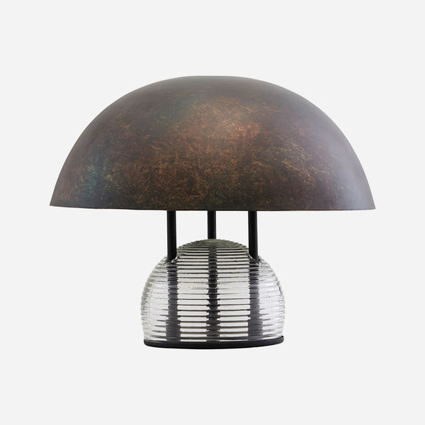 Bordlampe Umbra Antik brun