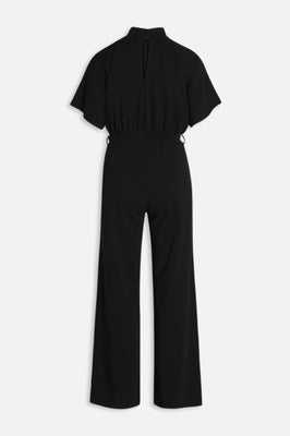 Girl JU Jumpsuit - Sort