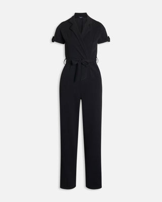 Grey-JU Jumpsuit - Sort