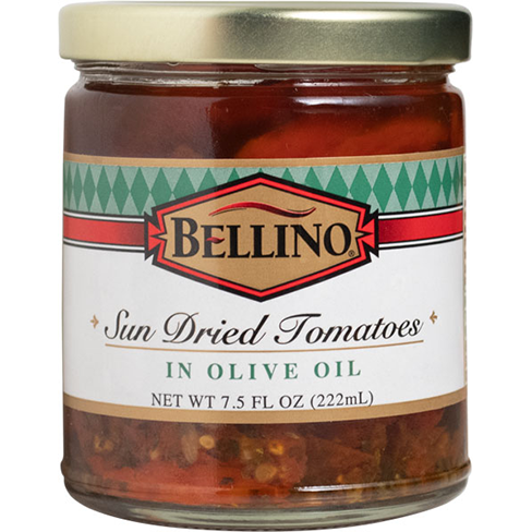 Bellino Sundried Tomatoes in Olive Oil