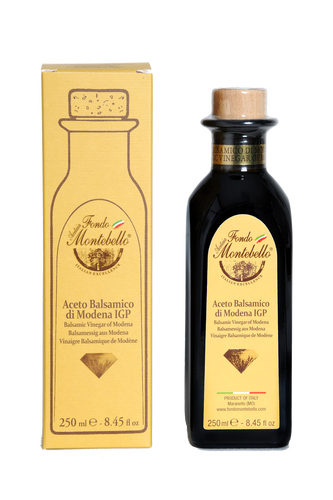 Fondo Montebello Balsamic Vinegar density 1.35 - 8.45 oz.