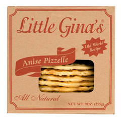 Little Gina's Anise Pizzelle