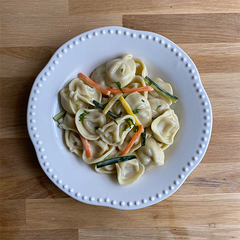 Asiago Cheese Tortelloni Salad