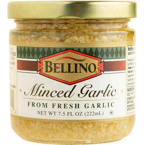 Bellino Minced Garlic - 7.5 oz.