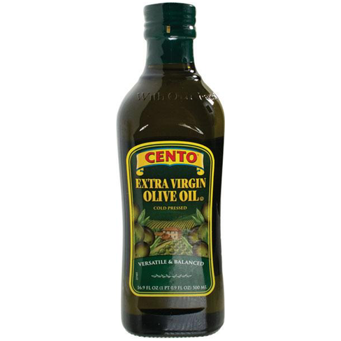CENTO Extra Virgin Olive Oil -  1/2 liter (16.9 oz.)