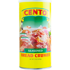 CENTO Seasoned Breadcrumbs