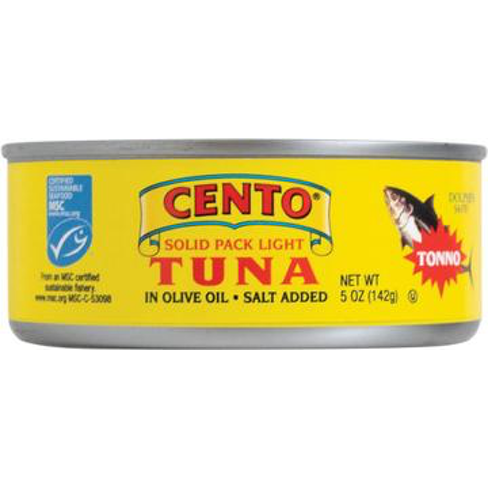 CENTO Imported Italian Tuna - 5 oz.