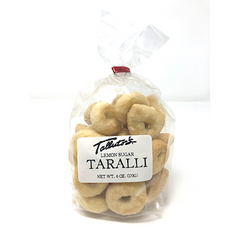 Talluto's Own Taralli- Lemon Sugar - 6 oz.