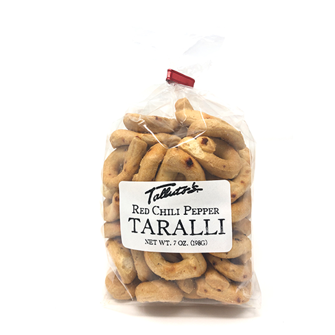 Talluto's Own Taralli- Red Pepper - 7 oz.