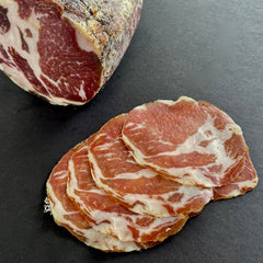 Sweet Dry Cured Slicing Capocollo
