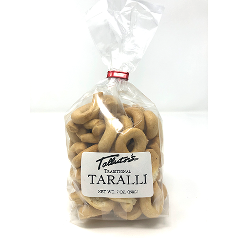 Talluto's Own Taralli-Traditional - 7 oz.