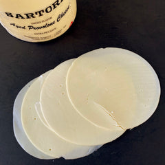 Sharp Slicing Provolone