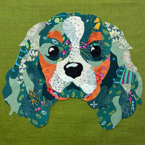Pop Art Pups- Charles the Cavalier