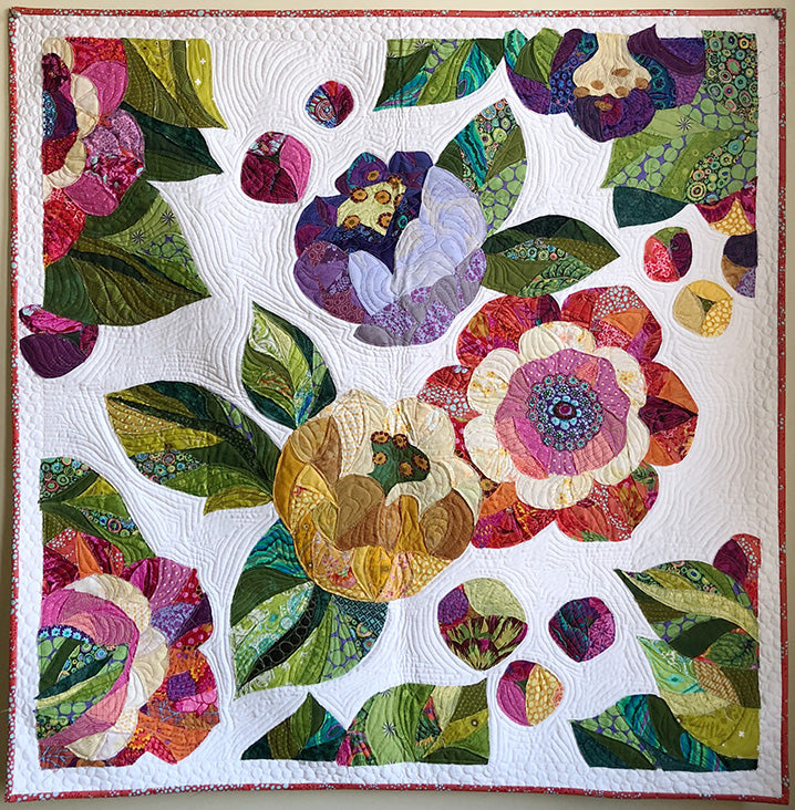Felicity Collage Quilt Pattern