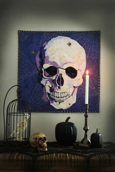 Skellington Collage Quilt Pattern