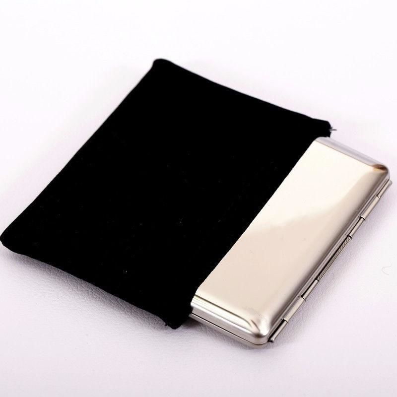 Business Card Holder Piano Rfid Carteras