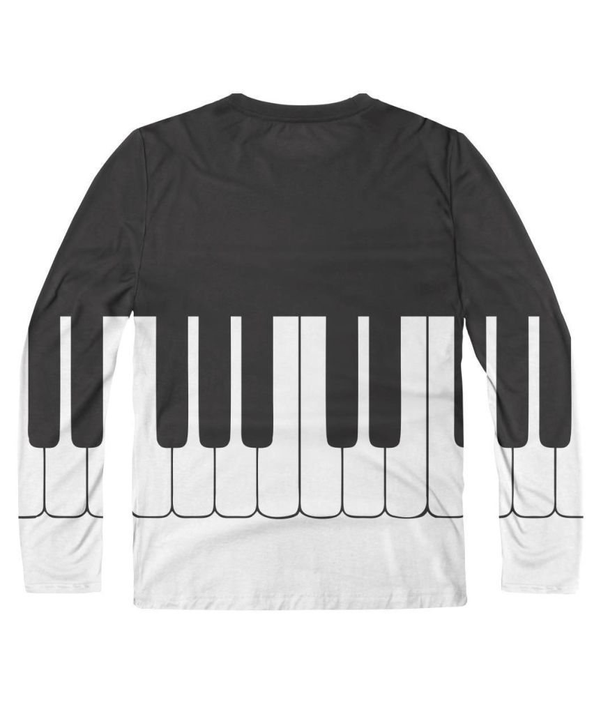 My Keys Sublimation Long Sleeve All Over Print