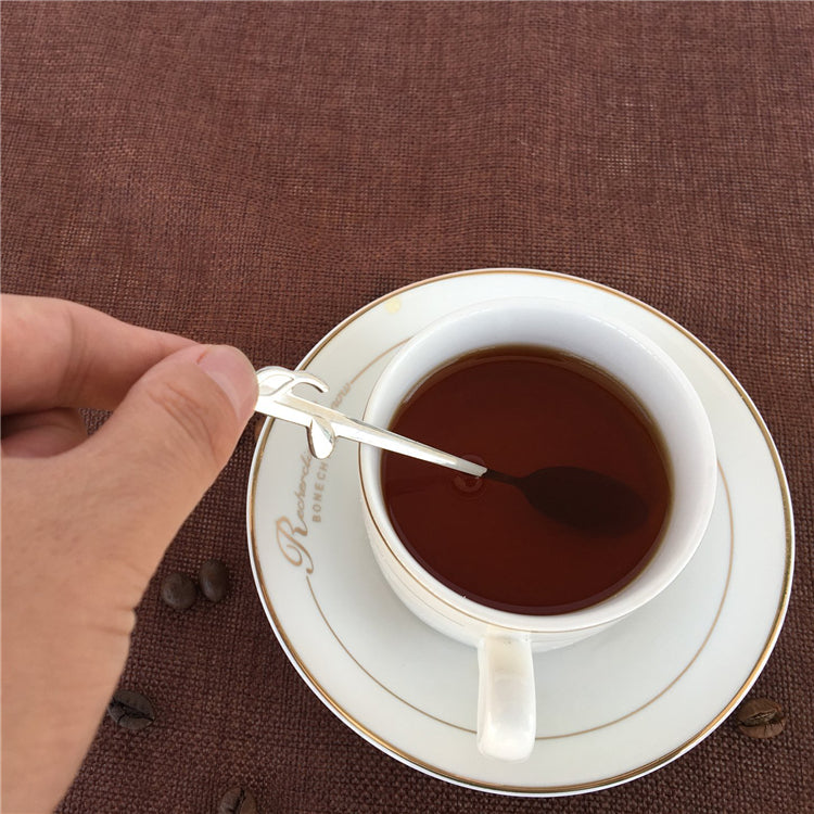 Musical Stainless Steel Coffee and Tea Spoon