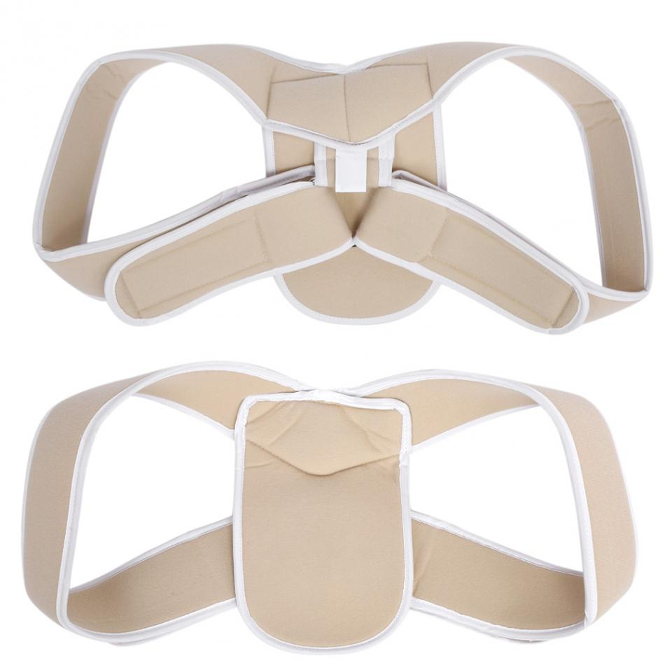 Back Belt Adjustable Posture Corrector for adults and kids