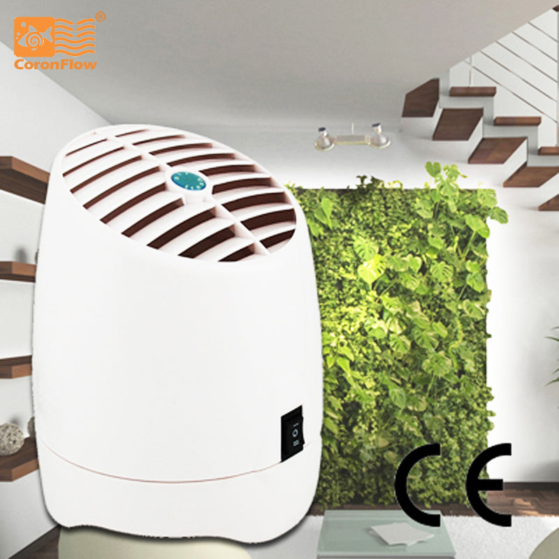 Air Purifier-Aroma Coronflow Diffuser with  Ozone Generator and Ionizer