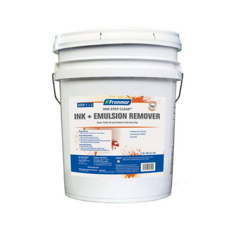 Image of Franmar Ink & Emulsion Remover